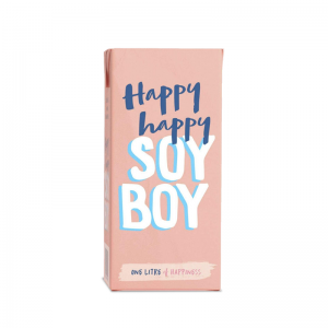 Happy Happy Soy Boy 1L