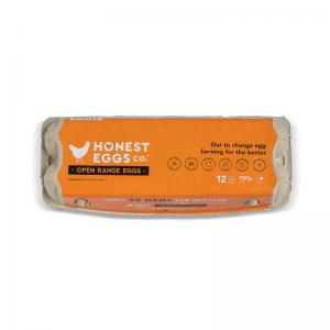Honest Eggs Co. 700g Dozen