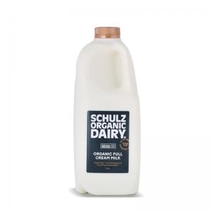 Schulz Organic Milk 2L
